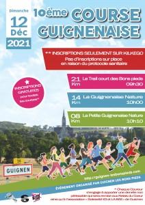 Affiche guignenaise2021 LOGO ok